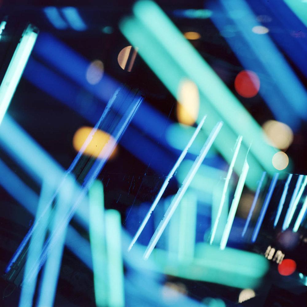 Blue Lines | Hasselblad 500cm | Ralph Whitehead