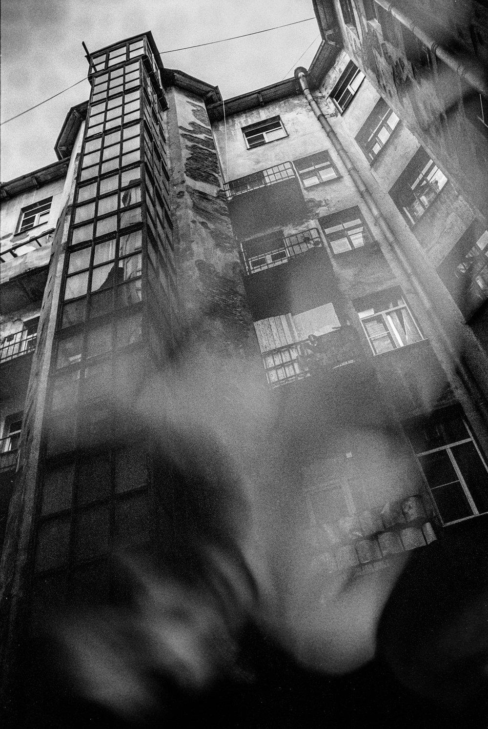 Demon Downcast | Minolta XD | Nikolay Proleyev
