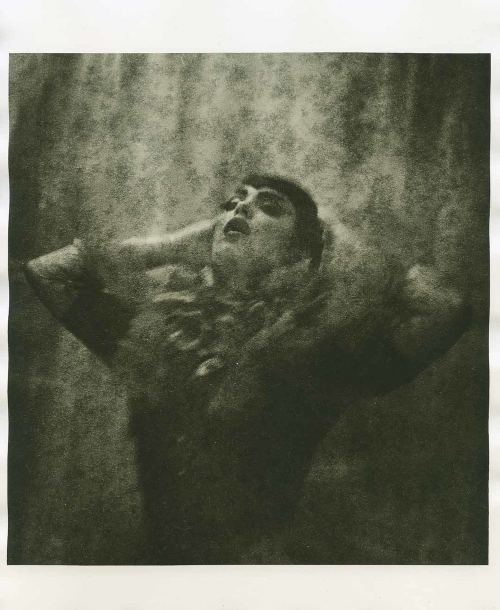 Lith print | Ralph Whitehead