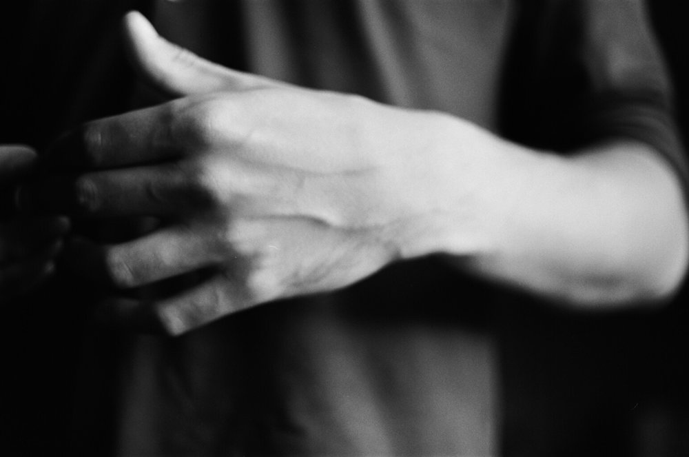 Jacob | Nikon F2 | Aubrey Russell
