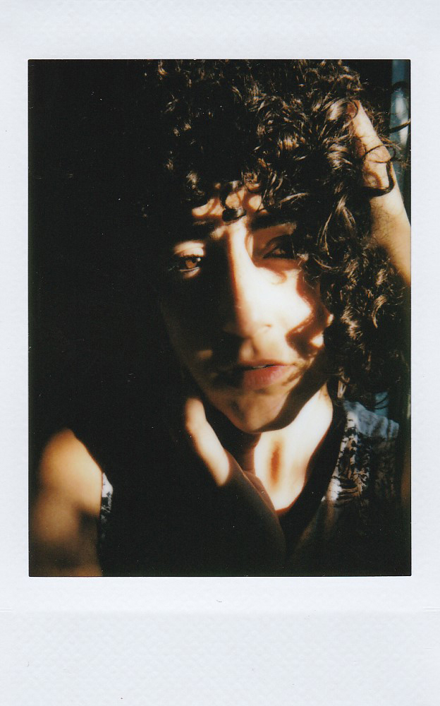Self-Portrait | Leica Sofort | Instax Mini | Angela Pailevanian