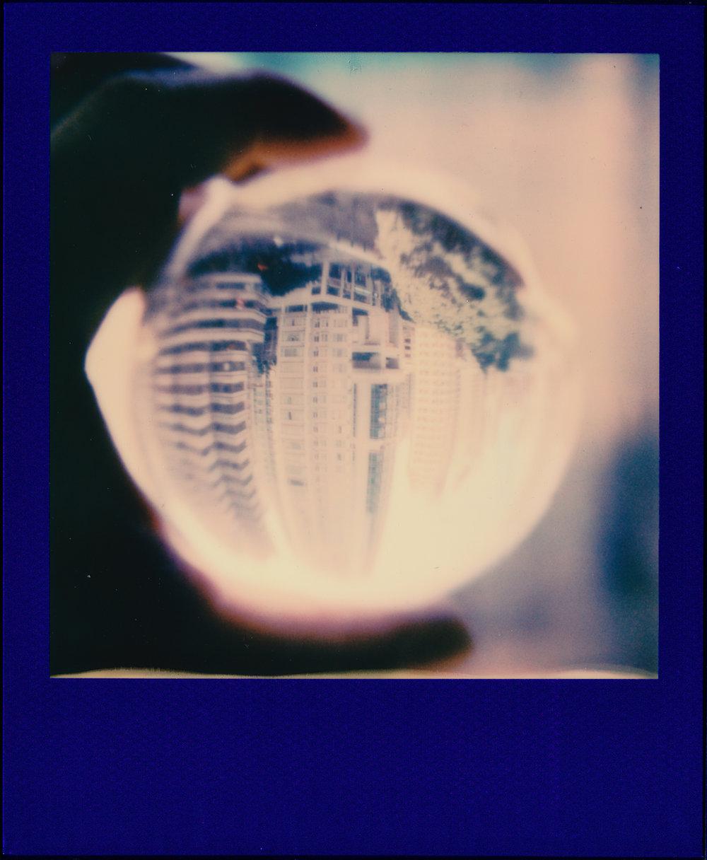 Dreams | SLR670S | Polaroid Originals | Paul Chow