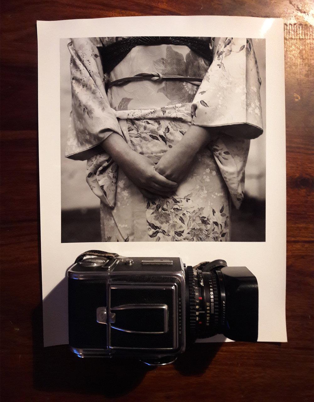 Giacomo Frullani | Kanazawa | Hasselblad 500 - 120mm | Delta 400