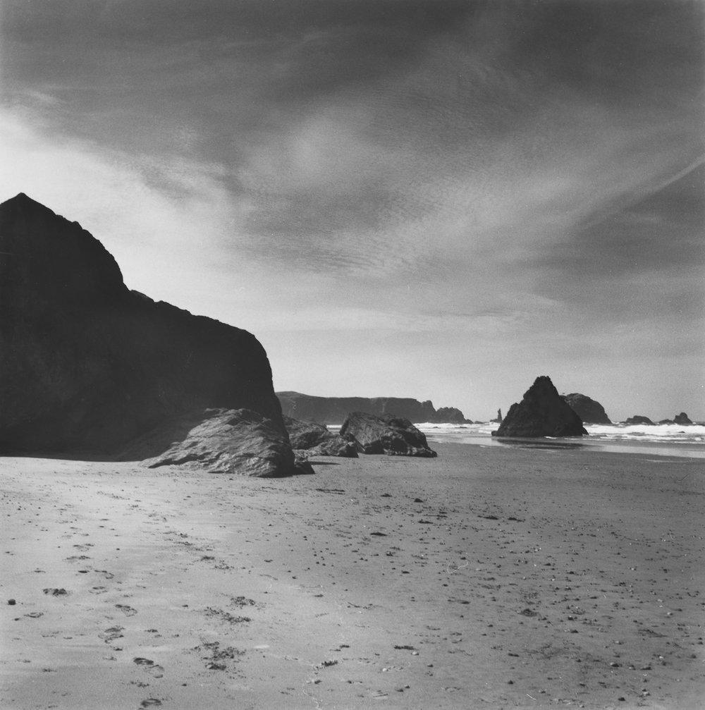 Steven Louis Ray | Rocks Of Bandon 2 | Bronica S2 | Acros | Ilford MG FB Cooltone