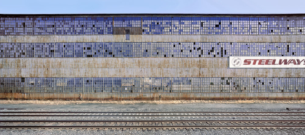 Railroad Landscape #2 | Arca Swiss F Line 8x10 | John Sanderson