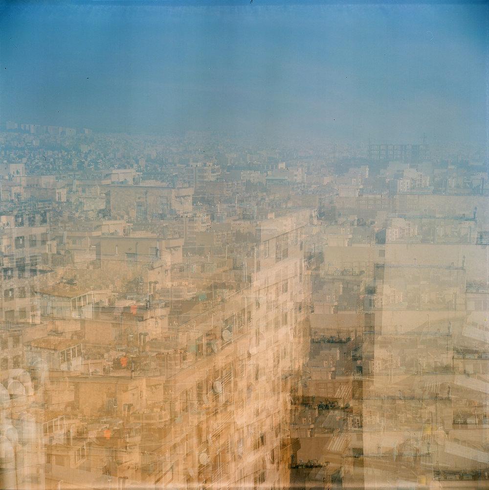 Fading City | Lubitel 2 | Ektar 100 | Baabak Saghafian