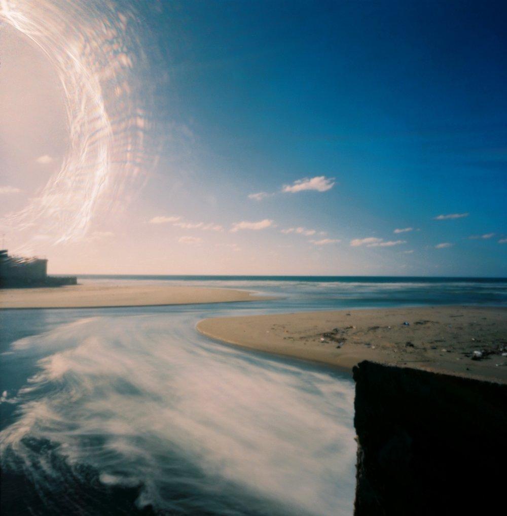 Chaos and Symmetry | Flyer 6x6 Pinhole | Daphne Schnitzer