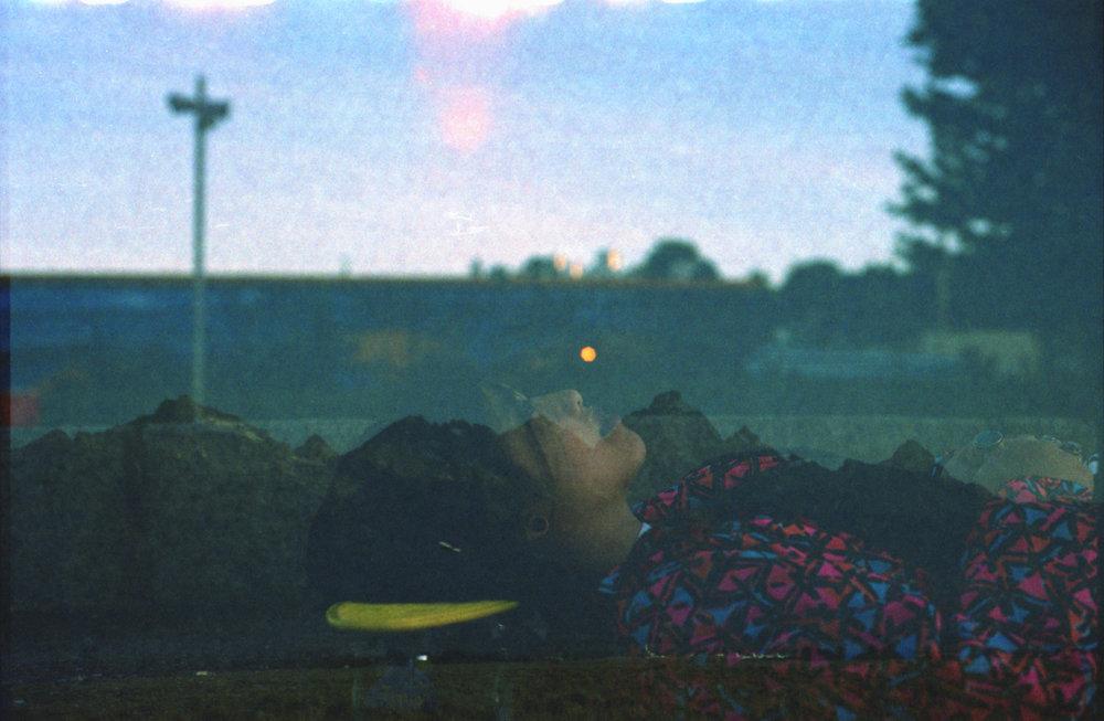 Ethereal Head | Canon Rebel | Expired Kodak Gold | Joshua Weeks