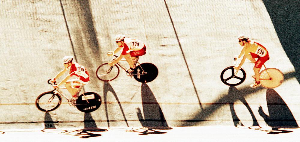 Velodrome | Leica M6 | Kodak EIR in C41 | Danny Bronson