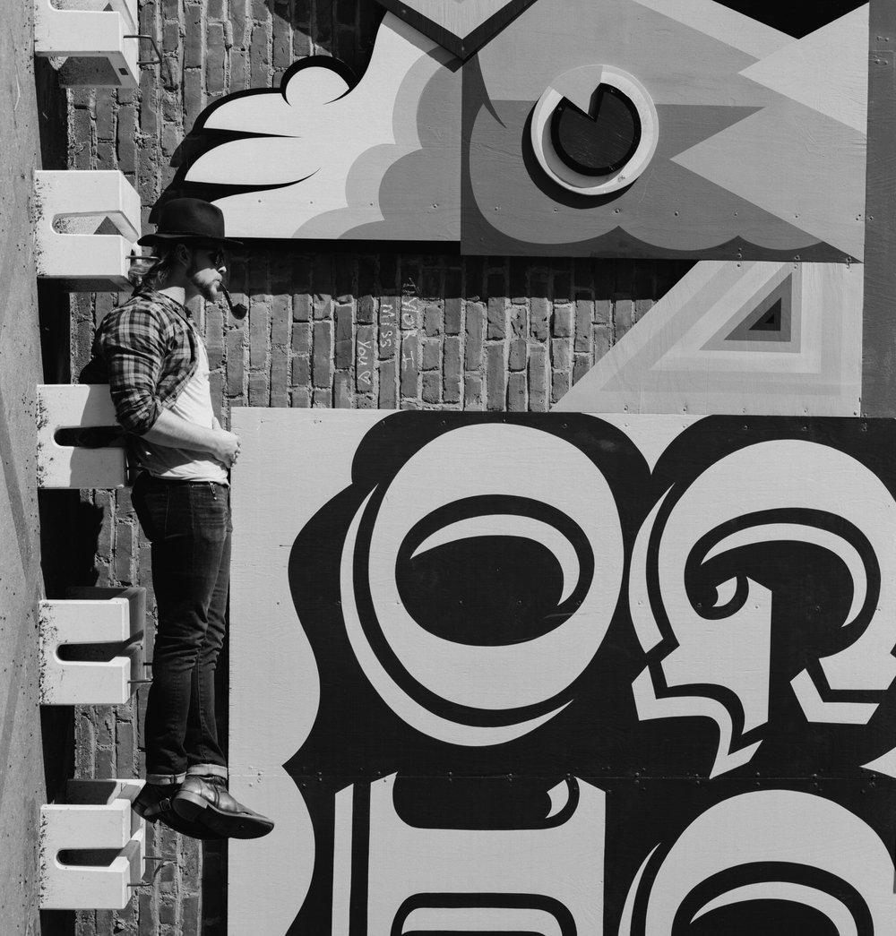 Lean on Life | Pentax 67 | 105mm f/2.4 | Hayden Johnson