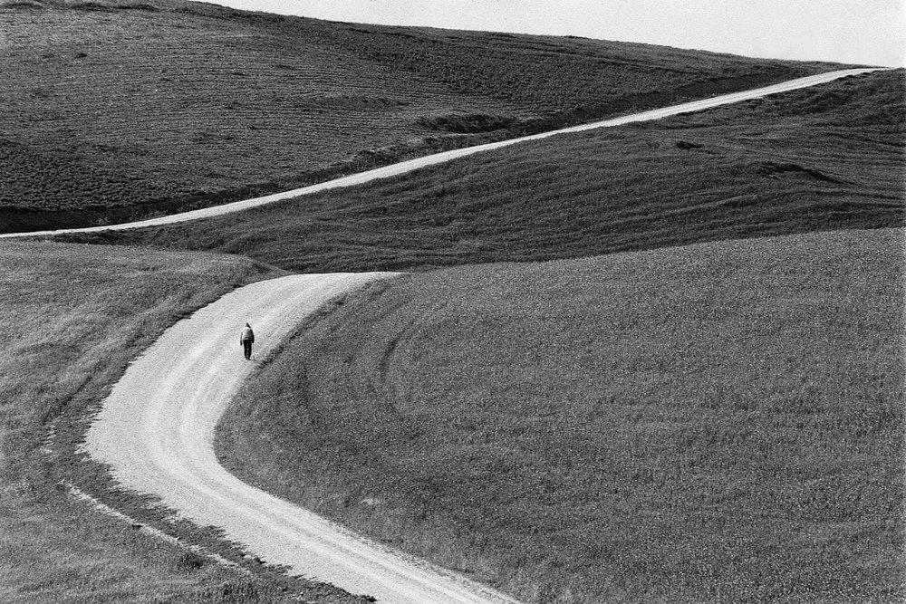 You'll Never Walk Alone | Nikon F301 | Aurelien Bouyssou