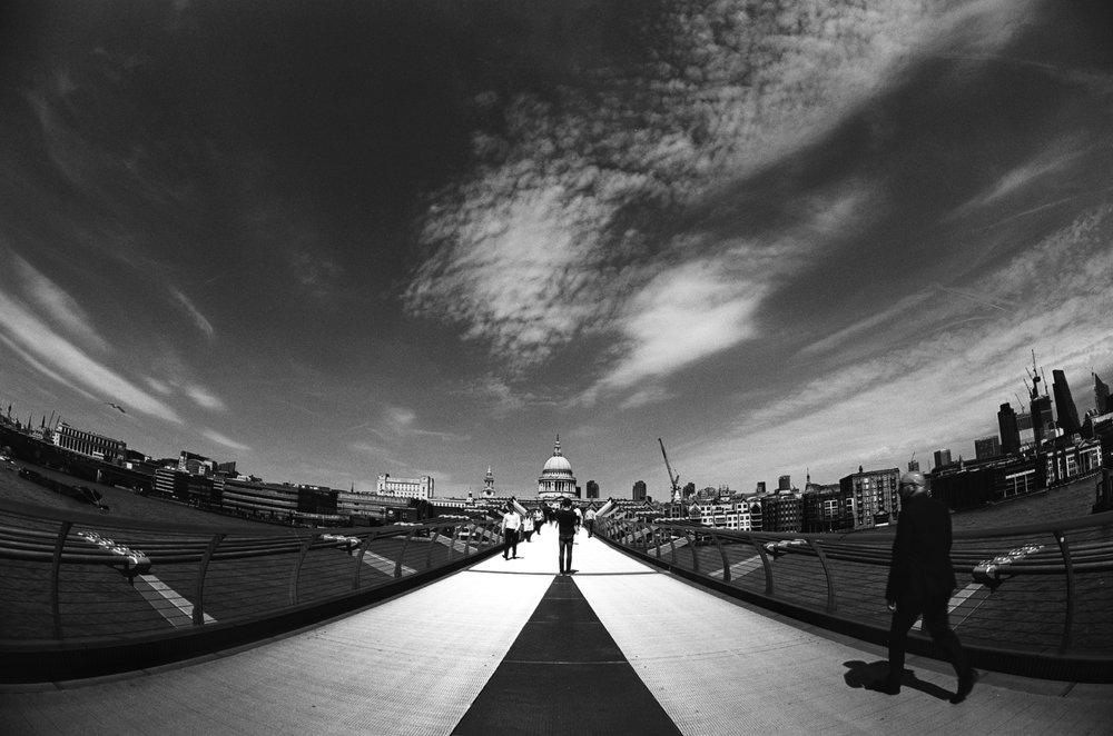 My Bridge | OM1n | 16mm Fisheye | Sandeep Sumal