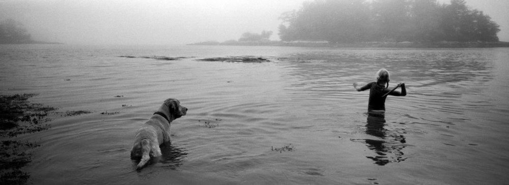 Wolf's Neck Buddies | X-pan | Sely Friday