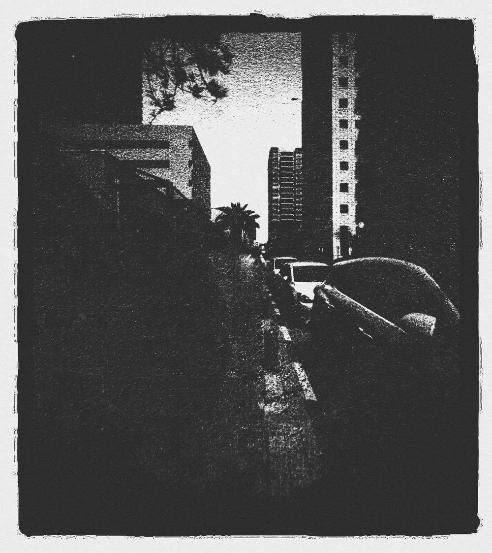 Daphne Schnitzer | Washi Noir Series | Zero Image 2000