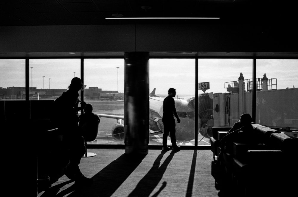 Elijah Lane | Shadows Are My Muse | Leica M2 | Tri-X 400