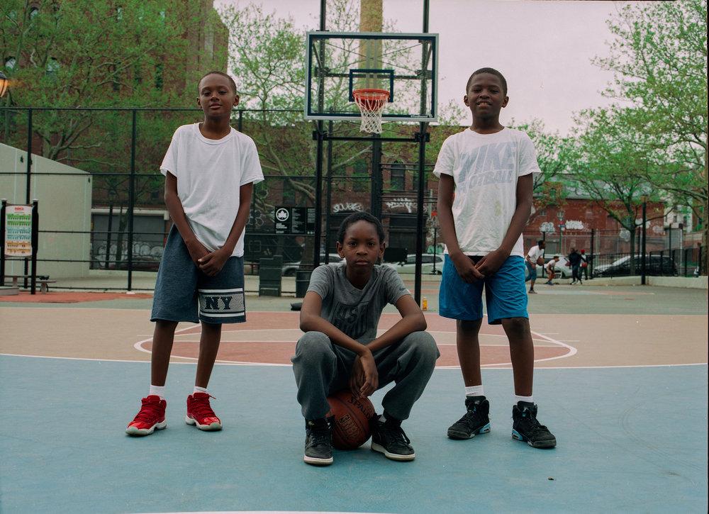 Jamil McGinnis | Three Kings | Mamiya RB67 | C 90mm