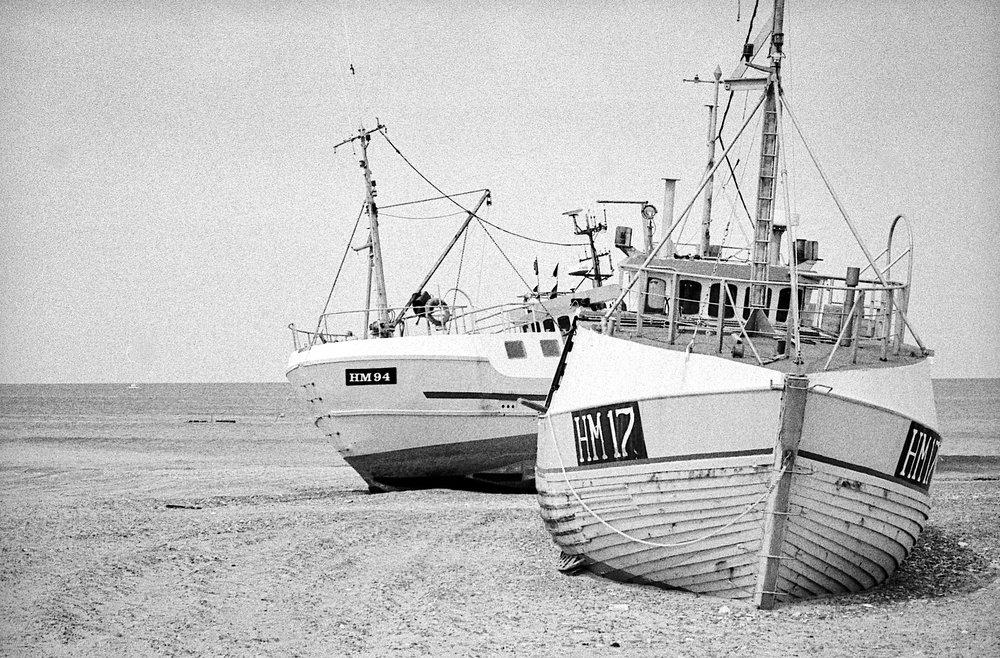 Fishing On Land | Konica Autoreflex A |  Hexanon 52 | Kaare Lytsen