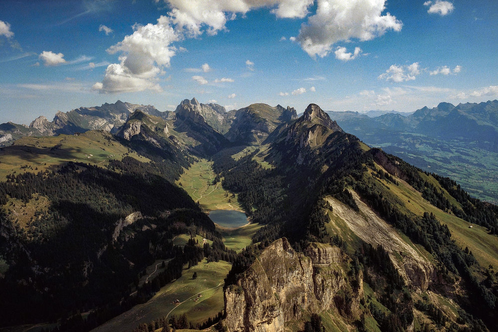 Daniel Stoessel | Mountain Lake | Fuji GSW 690II | Rollei Chrome CR 200
