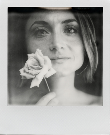 The Rose | Polaroid SLR 680 | Cory Wilson