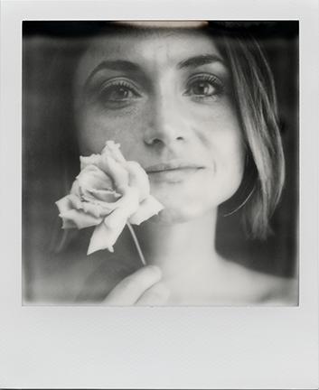 The Rose | Polaroid SLR 680 | Cory Wilson
