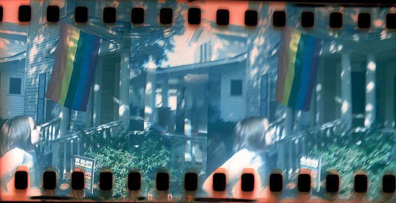 True Colors | Bilora Bella 46 | Lomo 400 f2 | Ruby Berry