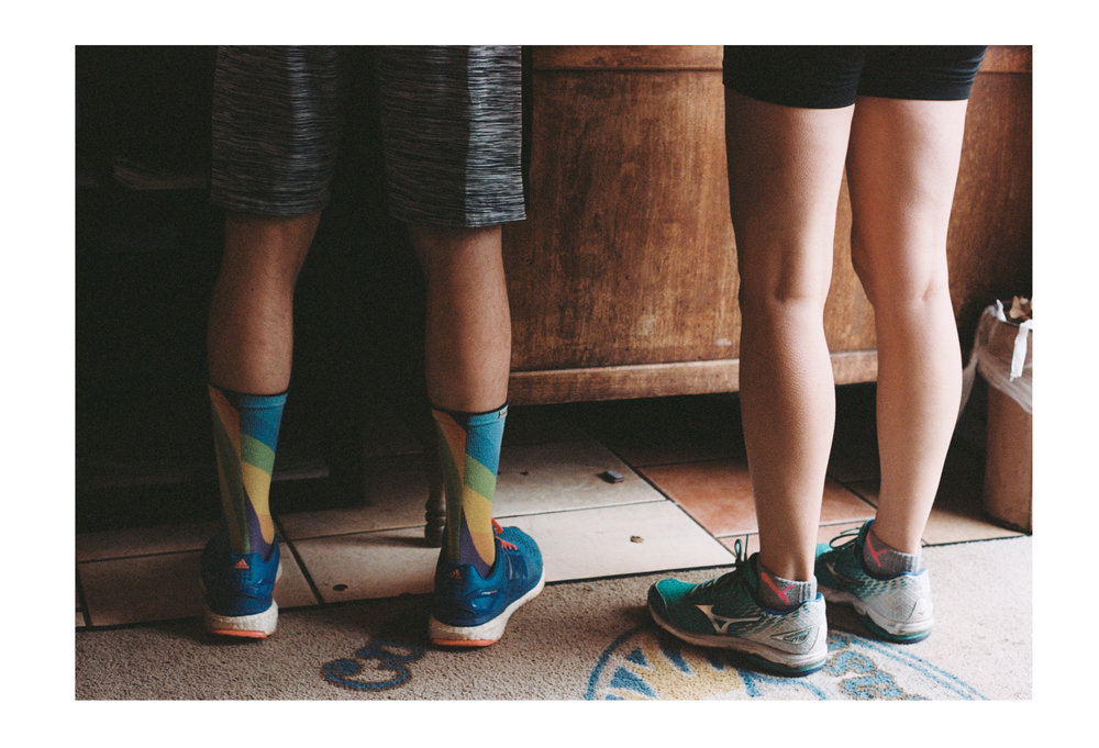 Togetherness | Nikon F6 | Natura 1600 | Louis Souza