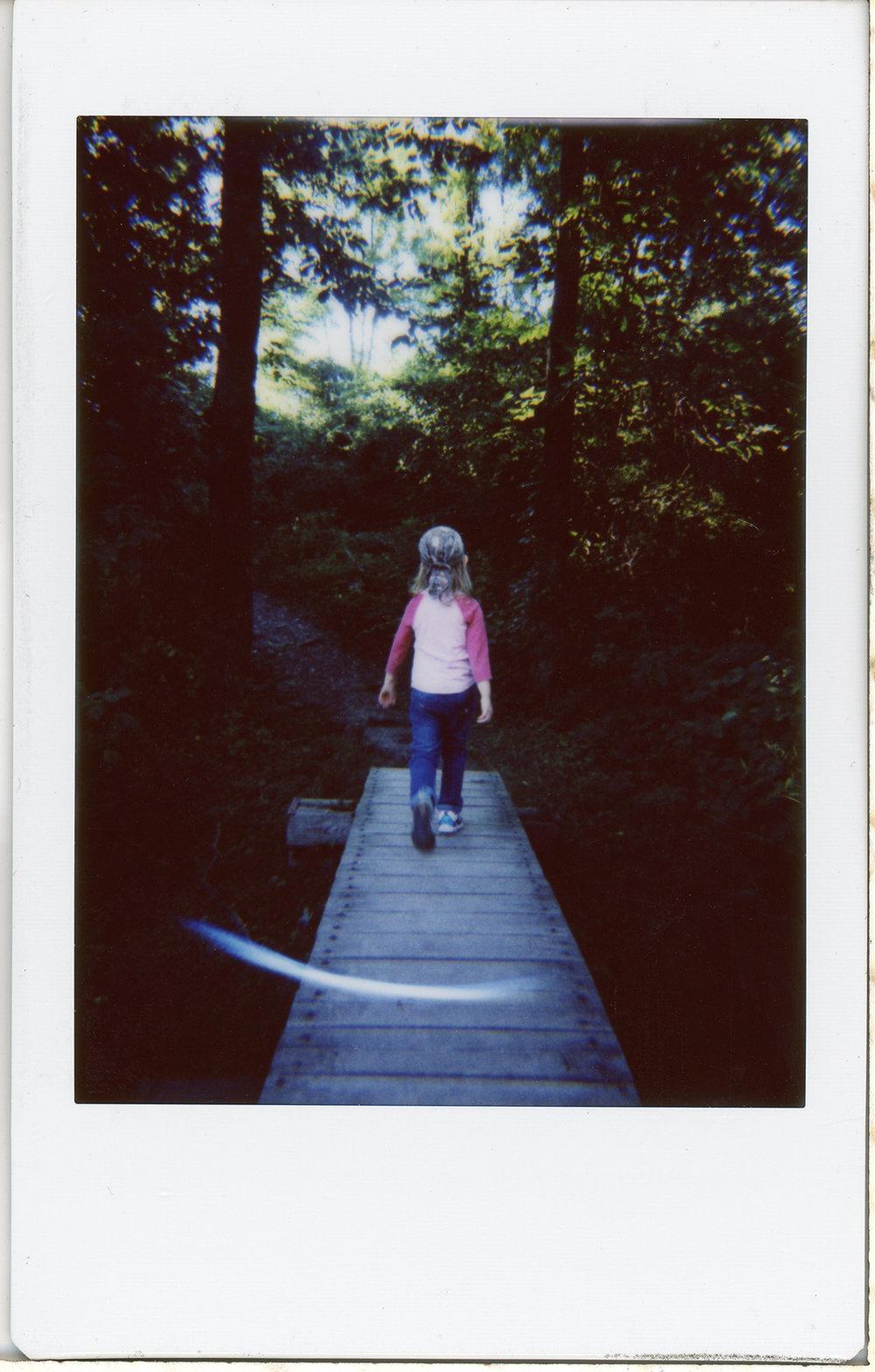 Childhood is Magic | Lomo Instant Automat | Paige Durborow