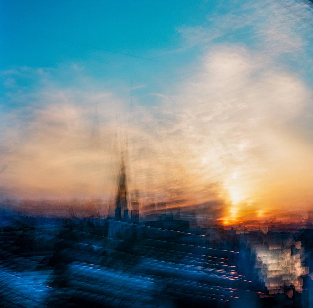 Midnight Sun | AGFA Isolette | Ektar 100 | Michael Fauscette