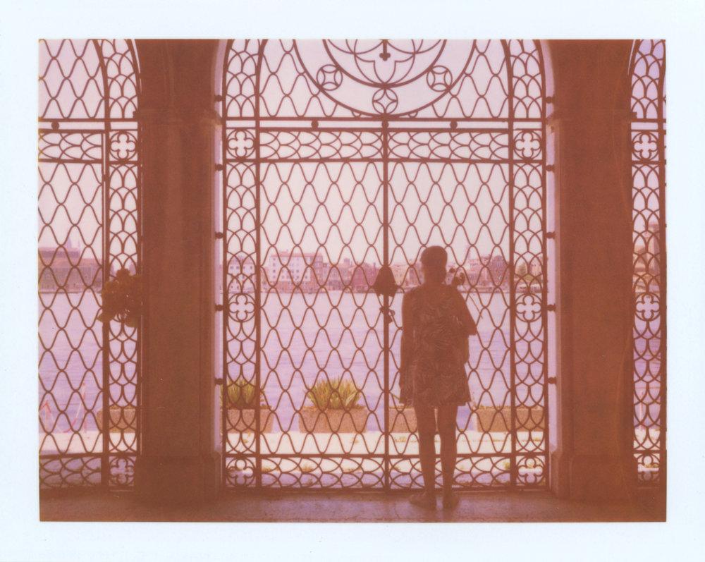 San Michele | Polaroid Automatic100 | Polaroid 125i | Marian Rainer-Harbach