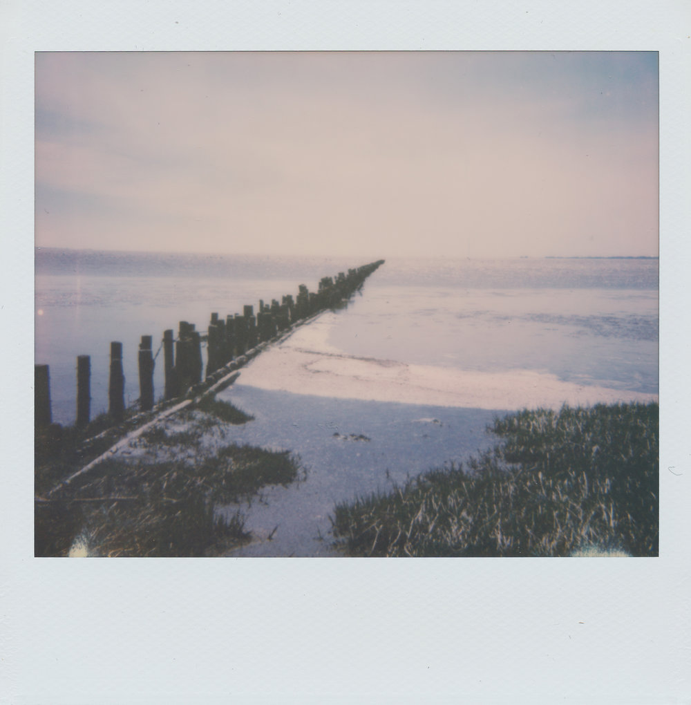 Zen II | Polaroid Spectra Image 2 | Impossible Project Spectra Color | Mads Madison