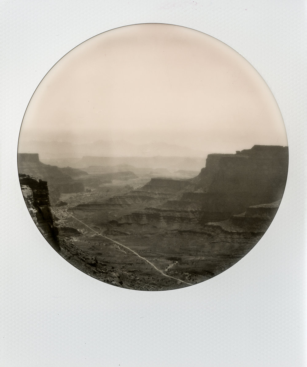 Homeward Bound | Polaroid SLR680 | Impossible Project | SLR680 | Kirsten Thys Van Den Audenaerde