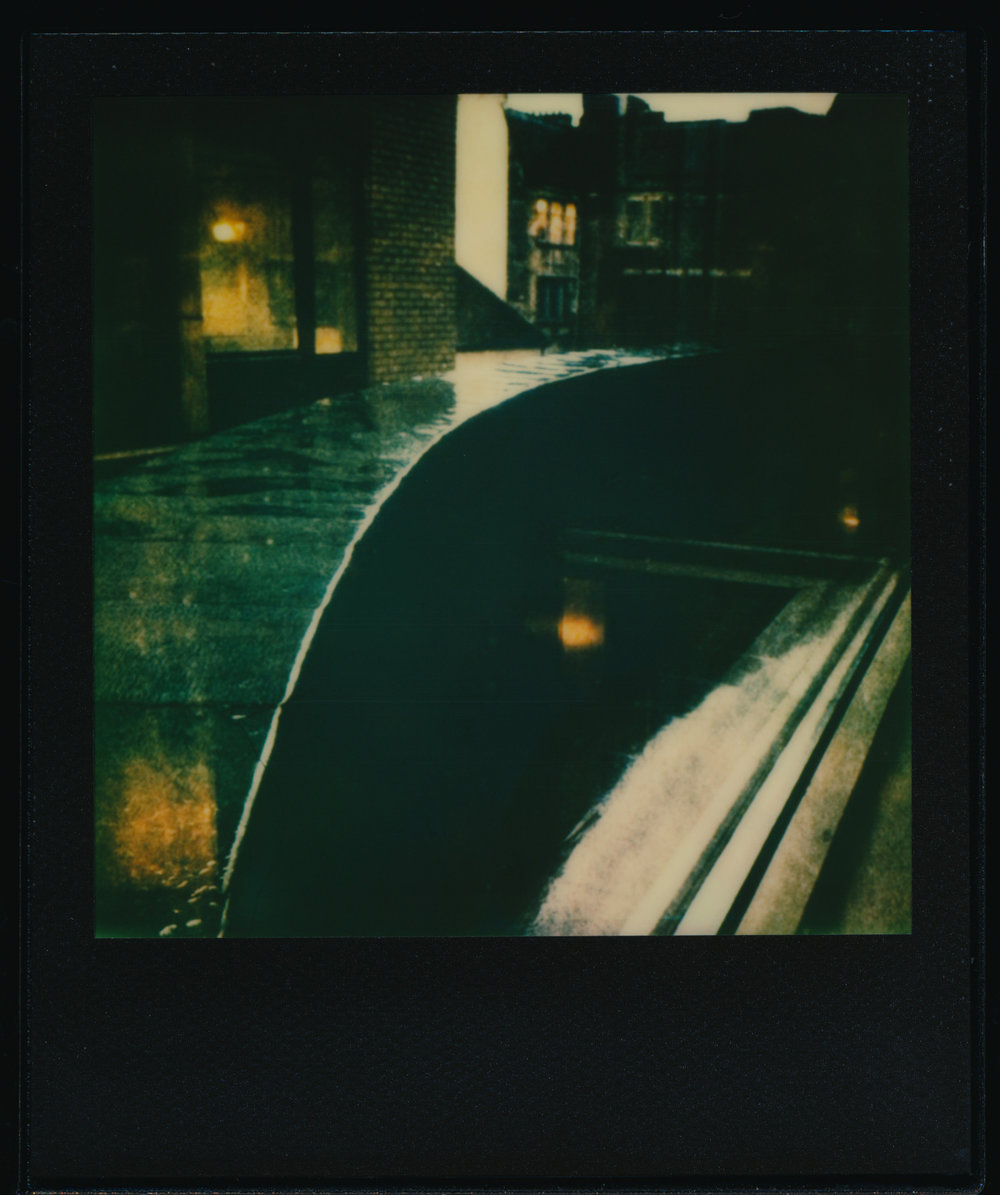 Glasgow | Impossible Project Instant Lab | Impossible Project 70 Color Film | Per Forsström