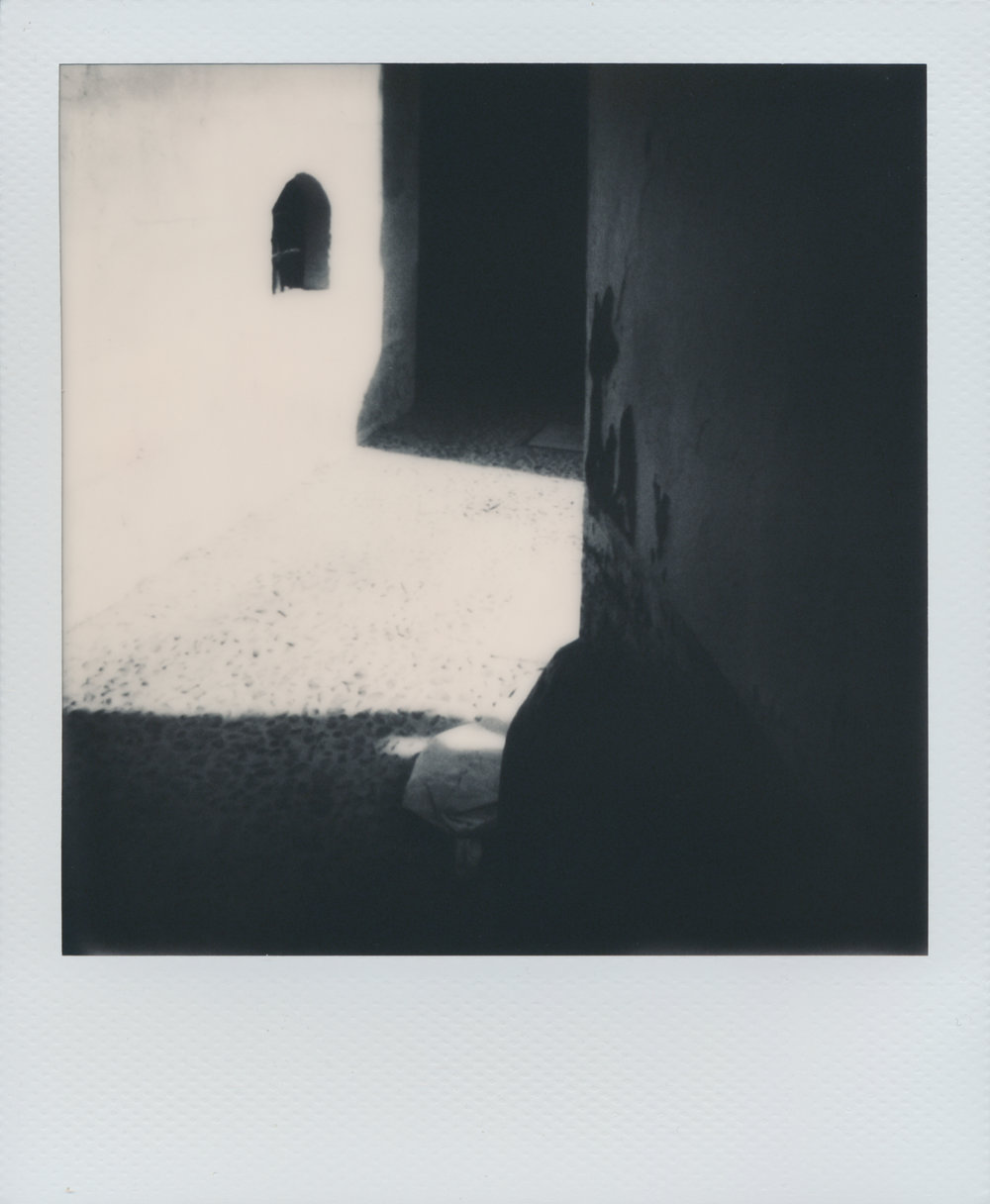 Malaga | Impossible Project Instant Lab | Impossible Project I-Type B/W Film | Per Forsström