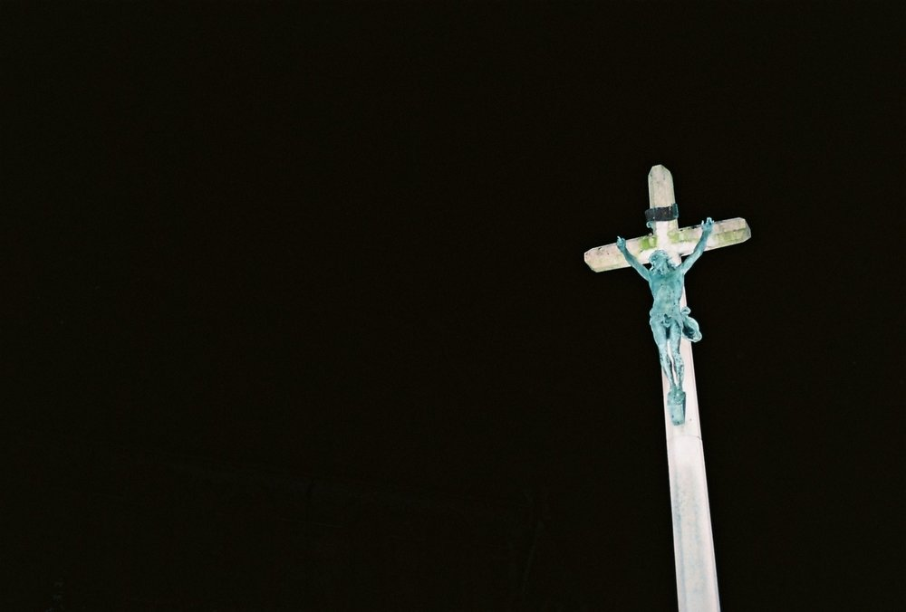 Wilf Shaw | Icy Cross