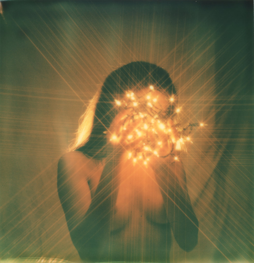 Shine On | Polaroid SX70 | Polaroid Originals Color 600 | Tom Schoenholz