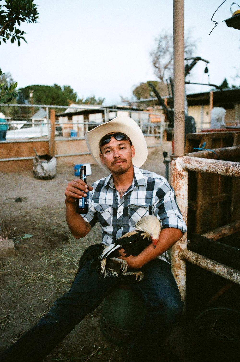 Angela Pailevanian | Los Angeles Cowboy | Canon 10S | Porta 800