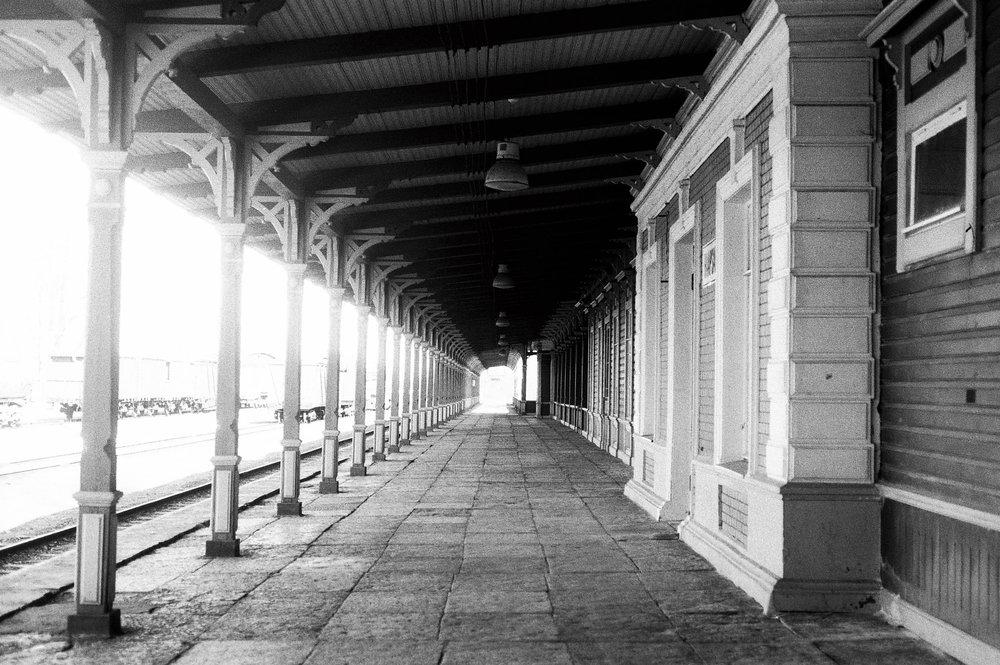 Sai Krishna | Haapsalu Lennujaam | Nikon FM10