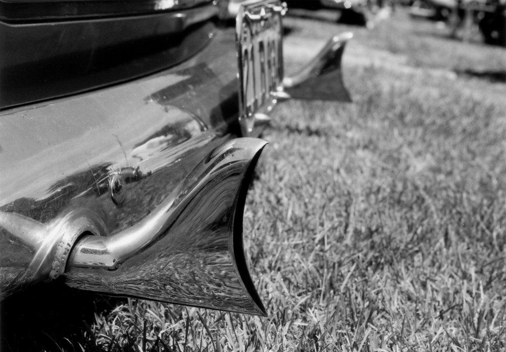 Shark fins | Canon Rebel T2 | Canon EF 50mm ƒ1.8 | Kodak BW400CN