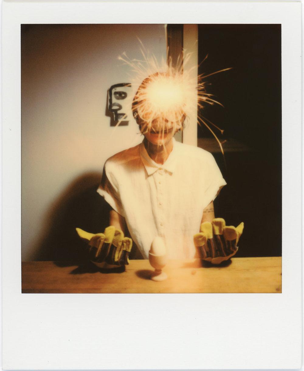 Blow My Mind | SX-70 Alpha 1 | Alek Lindus
