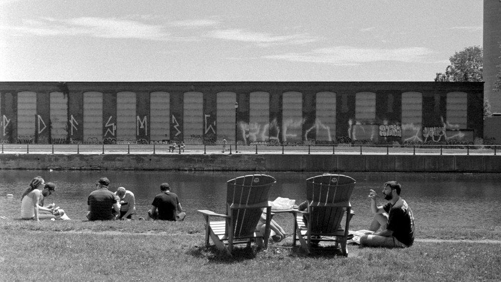 Dejeuner Sur le Canal | Leica M4-2 | Greg Maslak