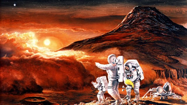 "we-are-star-stuff :      Can humans journey into deep space without cosmic radiation frying our brains?    Beyond a few brief trips to the Moon over four decades ago, humanity has never ventured outside of Earth's protective magnetic field. And while it's natural to dream of exploring the stars, such voyages may carry impossibly high medical risks.   That's the finding of researchers at the University of Rochester Medical Center, who have undertaken the latest study examining how prolonged time spent in deep space could affect human astronauts. The big issue is radiation - without the planet's magnetic field to act as a shield, astronauts in deep space would be exposed both to the fierce energies of solar flares and the persistent hum of what's known as galactic cosmic radiation.   Now, solar flares can be dealt with - we might have to  ground our deep space flights  for a couple decades when they get really intense, but that's not the end of the world - but it's the other, more subtle radiation that is harder to overcome. Prolonged exposure to cosmic radiation has previously been linked to increased cancer risk, cardiovascular problems, and musculoskeletal issues.   But the Rochester study points to perhaps the greatest danger of such prolonged exposure: the degeneration of the brain itself. Using the particle accelerators at NASA's Brookhaven National Laboratory on Long Island, mice were exposed to levels of radiation that proportionally matched what humans could expect to encounter on a three-year round trip to Mars. The mice were then given a series of memory tests to track how their brains held up in the wake of such exposure.   The results weren't good. Those exposed to the radiation were significantly more likely than the unexposed control group to fail tests that depended on their ability to recall objects and locations. Worse, these mice's brains showed clear buildup of the protein beta amyloid - which, in both mice and humans, is one of the clearest hallmarks of Alzheimer's disease. The study suggests the exposed mice developed Alzheimer's in far greater numbers than would be expected, and much earlier in life as well.   Researcher M. Kerry O'Banion doesn't mince words in saying what this means for future astronauts:       ""Galactic cosmic radiation poses a significant threat to future astronauts. The possibility that radiation exposure in space may give rise to health problems such as cancer has long been recognized. However, this study shows for the first time that exposure to radiation levels equivalent to a mission to Mars could produce cognitive problems and speed up changes in the brain that are associated with Alzheimer's disease… These findings clearly suggest that exposure to radiation in space has the potential to accelerate the development of Alzheimer's disease. This is yet another factor that NASA, which is clearly concerned about the health risks to its astronauts, will need to take into account as it plans future missions.""       But why wouldn't it be possible to shield astronauts from the harmful radiation? The challenge is that we're dealing with high-mass, high-velocity particles generated in the crucible of supernovas. Unlikely the stray hydrogen protons produced by our Sun's solar flares, these particles are so powerful that they can penetrate any standard shielding. Dr. O'Banion and his team used iron particles, and he provides a sense of just how far we would have to go just to give astronauts a half-decent shot of surviving a deep space mission without long-term cognitive problems:       ""Because iron particles pack a bigger wallop it is extremely difficult from an engineering perspective to effectively shield against them. One would have to essentially wrap a spacecraft in a six-foot block of lead or concrete.""       Admittedly, in the weightlessness of space, that amount of shielding wouldn't really preclude the effective functioning of a spaceship, but it would almost certainly mean we couldn't launch such a craft from Earth. If these neurological risks really are this severe, we might be committed to assembling such heavily-shielded craft in Earth's orbit - itself a huge engineering task that's probably at least a couple decades away from being doable.   Indeed, it's also possible that our understanding of Alzheimer's disease and various cancers could progress to the point that we would be able to effectively manage or perhaps even cure astronauts' later medical problems. But if these studies suggest anything, it's that our next giant leaps into space (including planned missions to an asteroid in 2021 and Mars in 2035) will require several orders of magnitude more knowhow than our trips to the Moon, and not just in terms of spaceship-building. Otherwise, astronauts will be forced to face their greatest tests and make their biggest sacrifices long after they return from Mars.   You can check out the entire original paper over at  PLoS ONE .     This research puts a bit of a damper on long voyages, but hopefully some future composite can shield us from toasting our brains on the way to Mars."