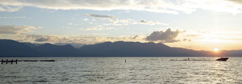 Lake Tahoe L. A. Lewin 2012