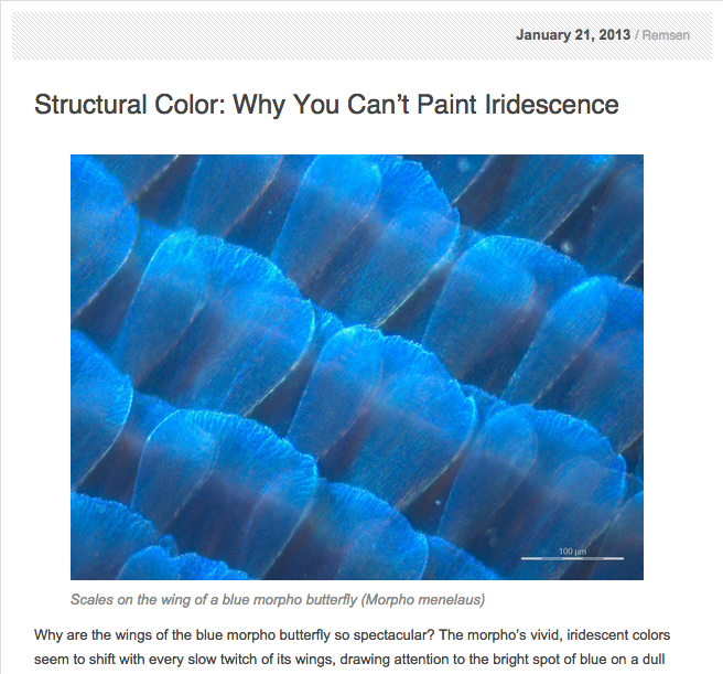 Prospecting Patterns Blog