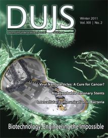Dartmouth Undergraduate Journal of Science
