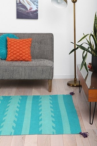Urban Outfitters Arrow Stripe Rug