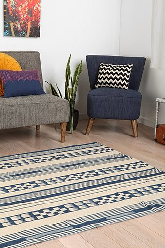 Urban Outfitters Magical Thinking Tent Stripe Rug