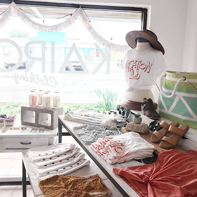 Hey friends! Happy 4th!! Quick UPDATE: for those of you who don't already know ... we made another BOLD move + opened a shop in Ormond Beach, FL! We've been so busy building @kairoclothing over the past few months that we paused our @sundownstyleco wholesale in hopes to go back to where we started, creating small batches of handmade + one of a kind accessories. Sundown is now our main in-house accessory brand at Kairo (Kye-Ro) + we really hope you get a chance to swing by if you're on the East Coast of Florida. Thank you for the endless love + support. Much love 🤙xo - Trudy