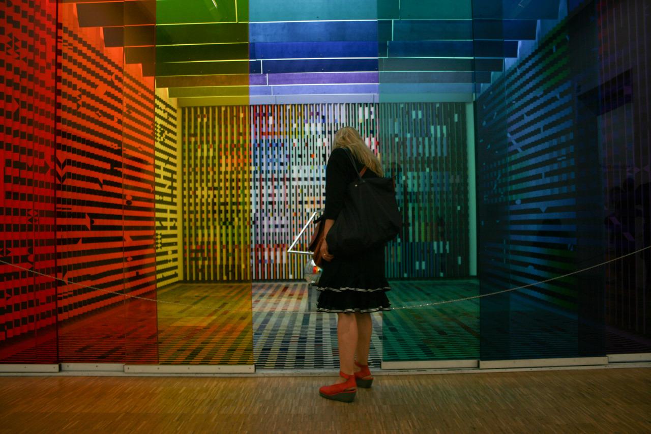 Pompidou, Museum of Modern Art | Paris, France | July 2012