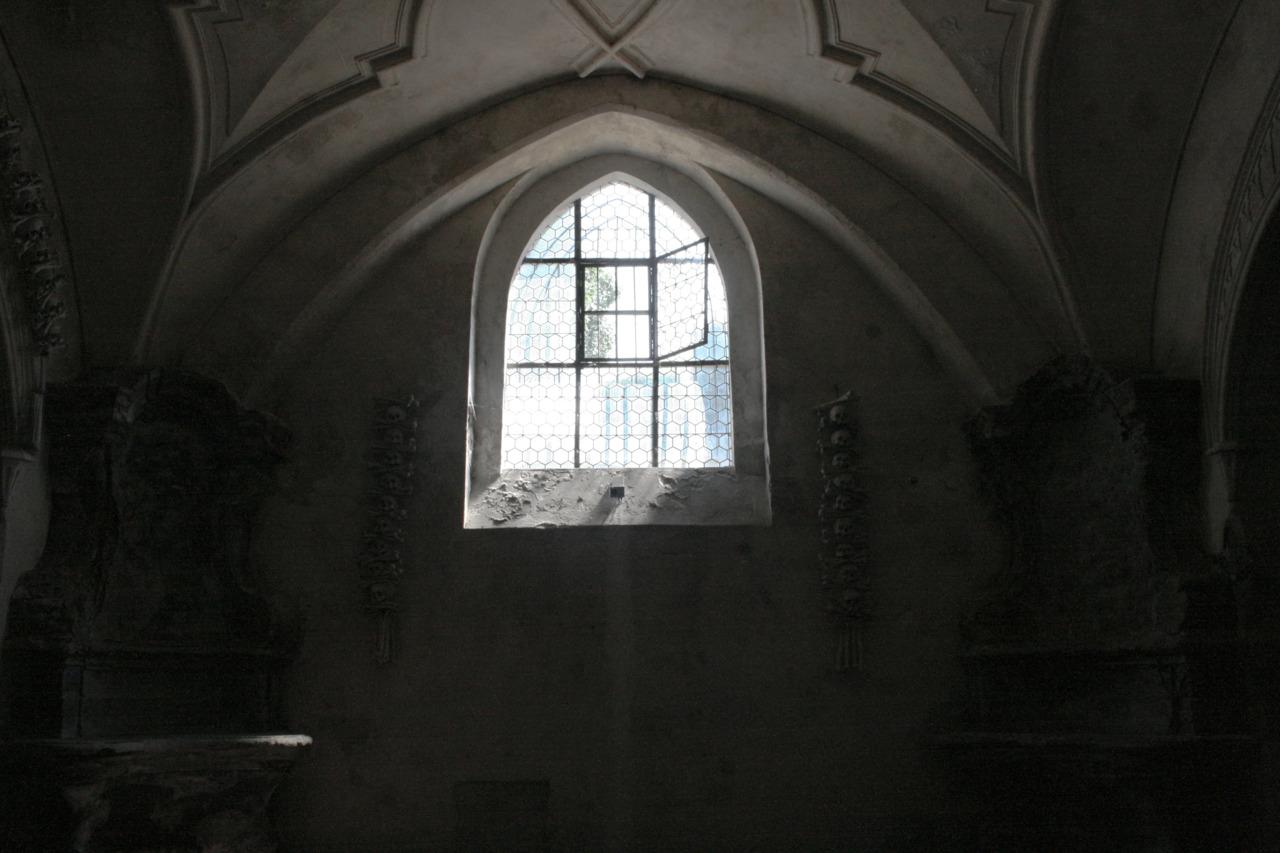 Bone Church | Kutná Hora, Czech Republic | June, 2012