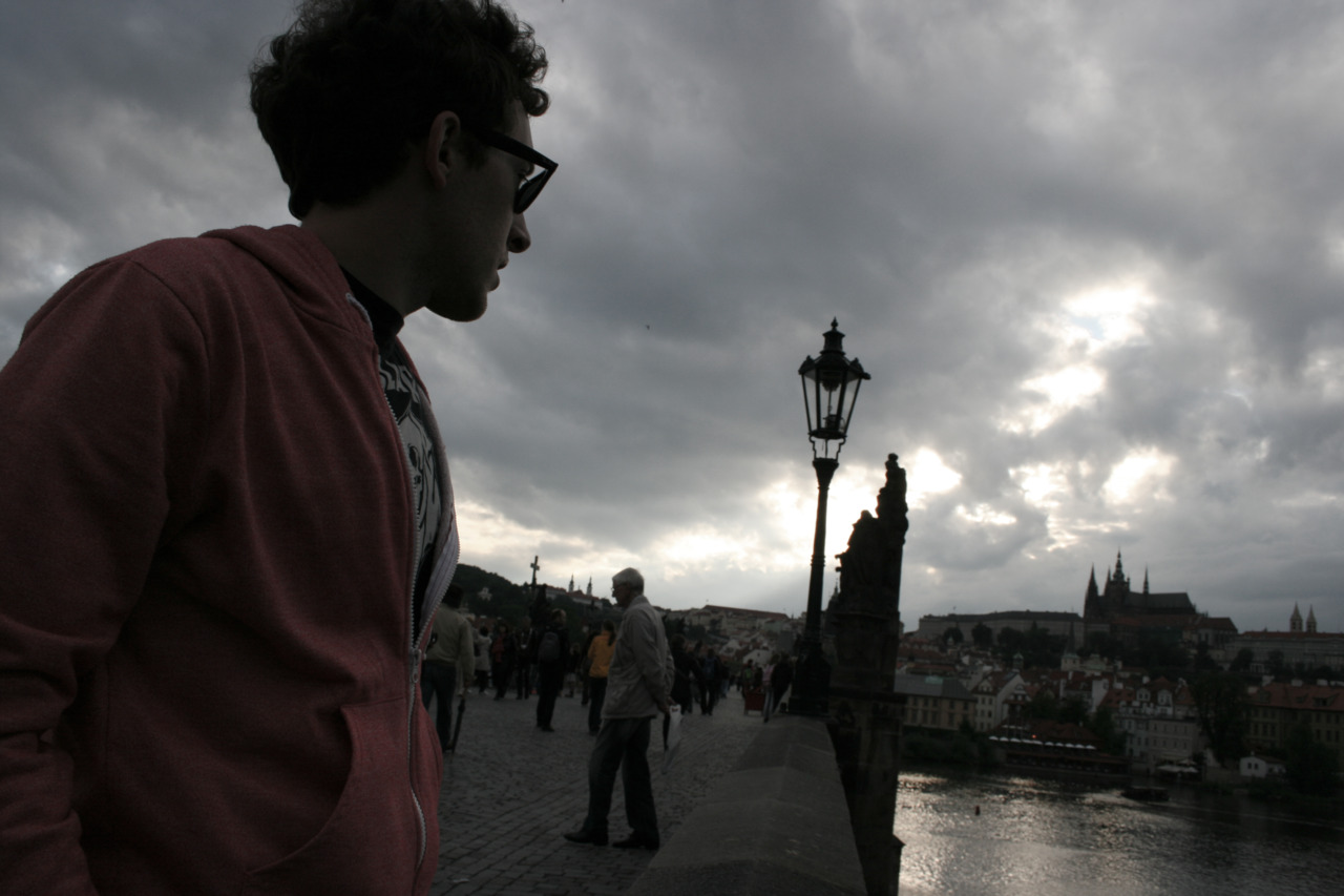 Charles Bridge | Prague, Czech Republic | June 2012